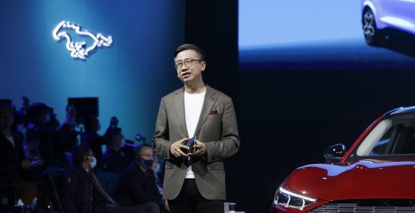 Ford China ZHU Jiang or to Join EV Startup