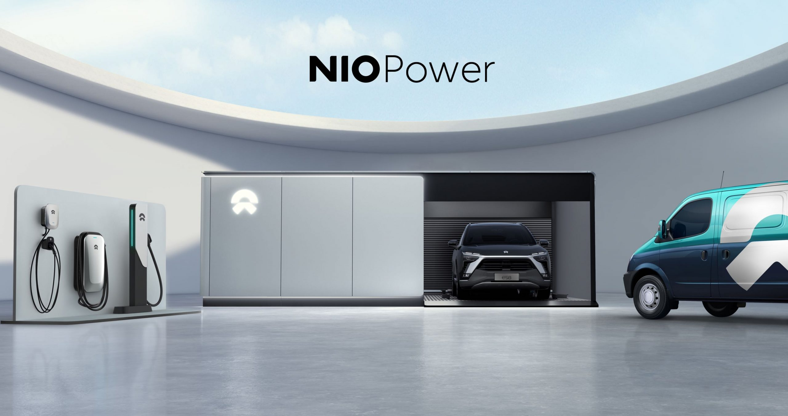 1,000 Battery Swap Station in Oversea Market by 2025, NIO to Promote NIO Power Network